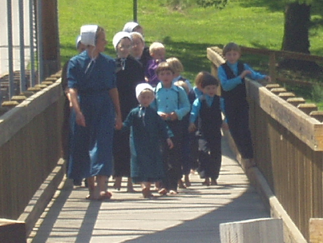 Amish In The World Not Of The World